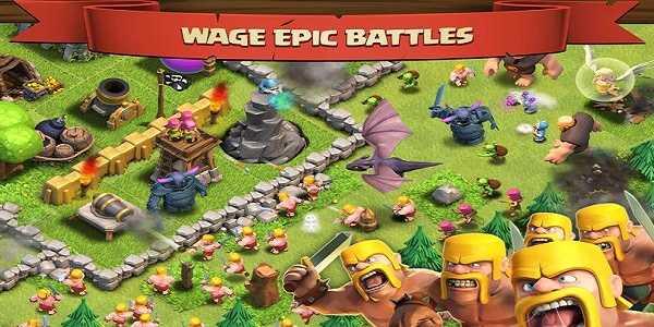 Strategi Bertahan Clash of Clans