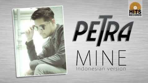 Lirik Lagu Mine - Petra