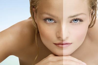 Image result for mencerahkan kulit wajah