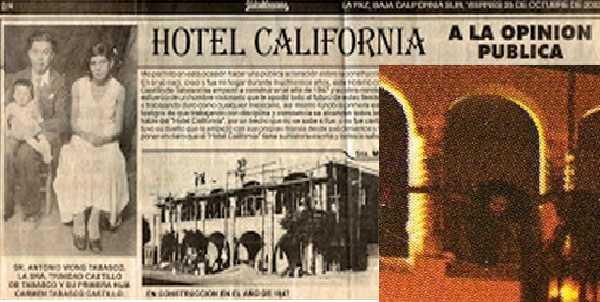 Misteri Lagu Hotel California