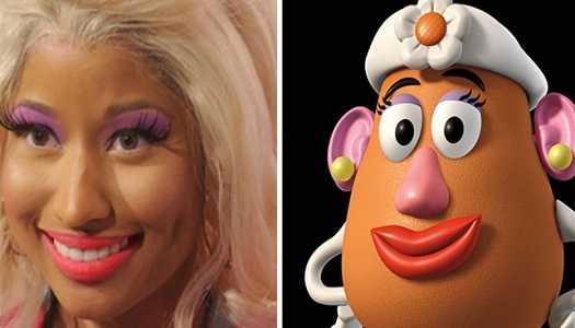 Mrs. Potato Head – Toy Story