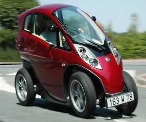 Mobil Terkecil Lumeneo Smera