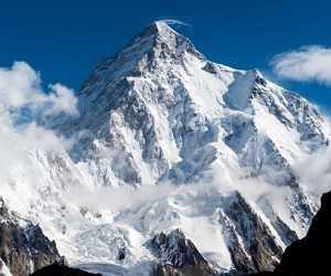 Puncak Gunung Godwin Austen ( K2)