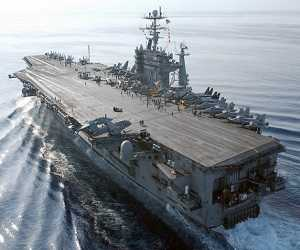 USS George Washington CVN-73