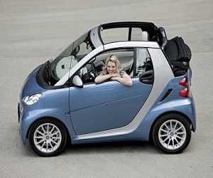 mobil terkecil The Smart Fortwo