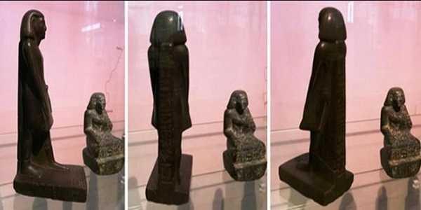 Patung Dewa Osiris