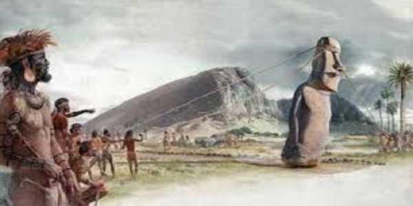 Patung Moai
