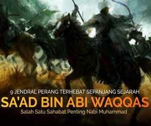 Sa'ad bin Abi Waqqas