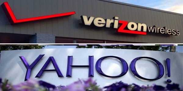 Yahoo Beli Verizon