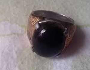 Batu Akik Jahanam