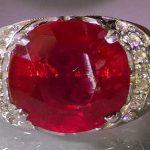 Bentuk Batu Ruby
