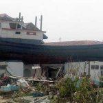 Kisah Perahu Di Lampulo Aceh