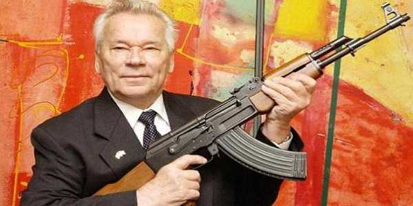 Pencipta Senjata AK-47