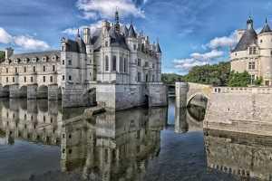 Chateau De Chaenoceau (LOIRE VALLEY) - PRANCIS