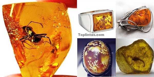 Jenis Ragam Batu Amber