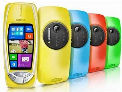 Nokia Terbaru 3310