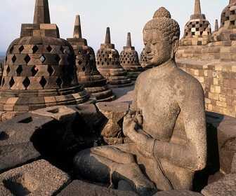 Tempat Wisata Di Jawa Tengah - Candi Borobudur