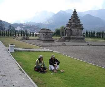 Tempat Wisata Di Jawa Tengah - Dieng