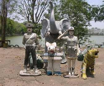 Tempat Wisata di Banten - Danau Tasikardi