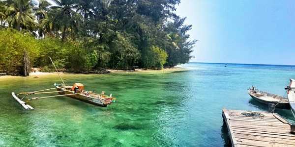Tempat Wisata di Banten - Pulau Sangiang