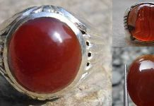Batu Akik Yahman