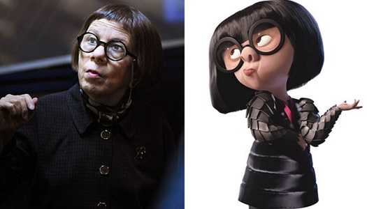 Edna – The Incredibles