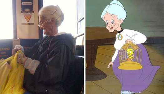 Grandma – Looney Tunes