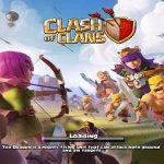 Clash of Clans Tidak Bisa Isi CC WAR