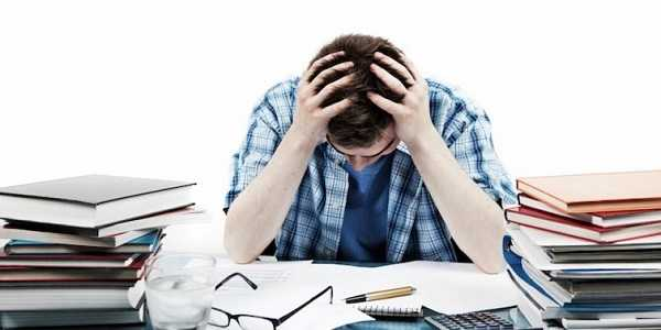 Stres Karena Kerjaan