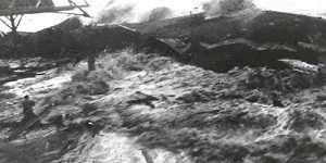 Tsunami Kreta Yunani 1600 SM