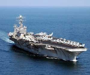Kapal Perang USS Abraham Lincoln CVN-72