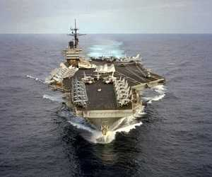 Kapal Perang USS John F. Kennedy CV-67