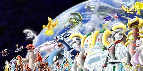 Pokémon legendaris