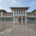 Kemewahan istana kepresidenan terbaru Turki