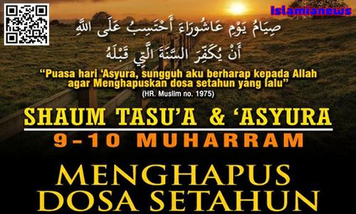 Puasa muharam ialah merupakan salah satu amalan puasa sunnah terutama pada tanggal  Hikmah Keutamaan Niat Puasa 9, 10 Asyura Amalan Doa 1 Muharram