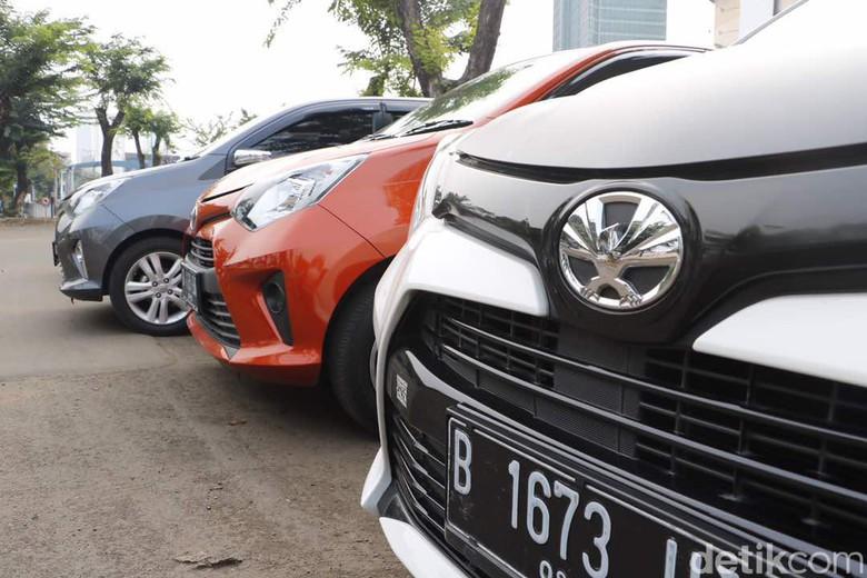 Toyota Calya. Foto: Dadan Kuswaraharja