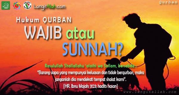 Dzulhijjah bagi umat muslim juga disebut sebagai hari raya Idul Qurban Hukum Qurban Wajib atau Sunnah? Ini Pendapat Jumhur Ulama