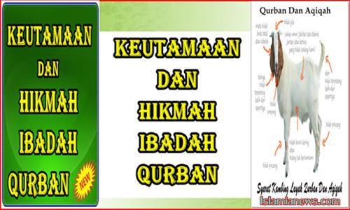 Keutamaan dan Hikmah Ibadah Qurban Idul Adha Terlengkap Keutamaan dan Hikmah Ibadah Qurban Idul Adha Dalam Islam