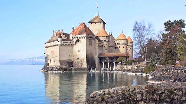 Swiss yaitu negara pegunungan yang ada di Eropa Daftar Tempat Wisata Mempesona Di Swiss