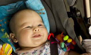 Mari kita simak artikel supaya bayi aktif dan lincah serta cerdas Agar Bayi Aktif dan Lincah Cerdas, Caranya Begini!