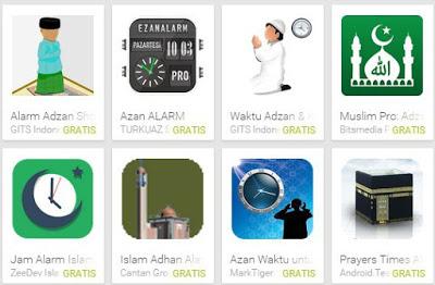 Sudah menjadi kewajiban bagi setiap muslim untuk melaksanakan sholat 5 Aplikasi Adzan Android Terbaik Sebagai Alarm