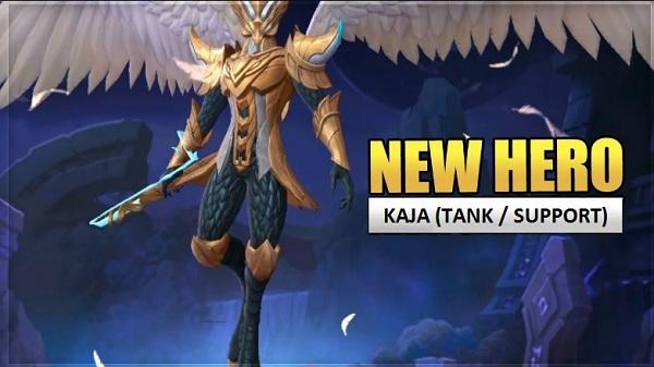 yang tak lain merupakan adik angkat Zilong Hero Kaja Mobile Legends, Hero Tank/Support Dengan Cambuk Petir