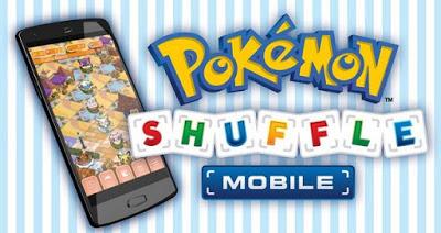 Kabar mengejutkan kini hadir dari game Pokemon Shuffle Mobile yang telah mulai dirilis di Game Pokemon Versi Mobile Telah Rilis, Mainkan Sekarang!