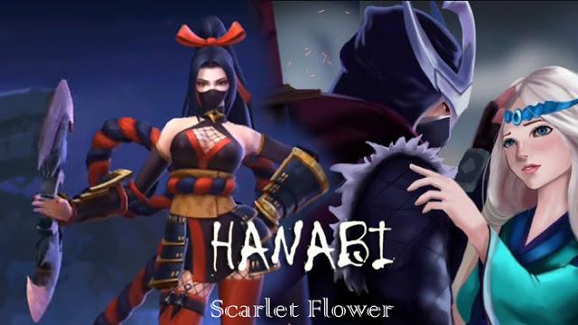 Pelakor merupakan kepanjangan dari Perebut Laki Orang Hero Hanabi Mobile Legends, Hero Pelakor Dengan Role Marksman
