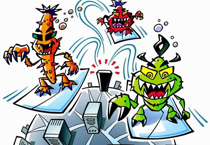 dapat mengakibatkan banyak kerusakan sangat  7 Virus Komputer Paling Berbahaya di Dunia