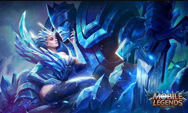 Bukan Montoon namanya kalau tidak selalu berinovasi Aurora: Hero MAGE Mobile Legends Terbaru Mei 2017