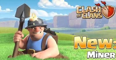 telah menghadirkan update terbaru mereka Fitur Clash of Clans Terbaru Update 2018