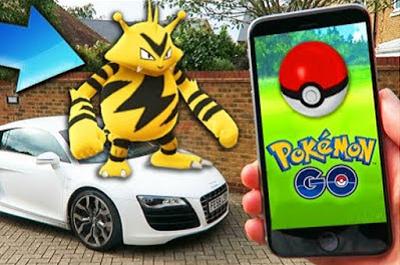 Tak dipungkiri Game Pokemon Go memang sangat menghebohkan ketika ini Inilah Cara Menangkap Pokemon Paling Mudah