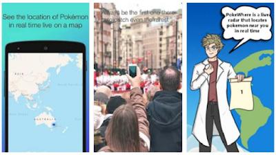 Berburu Monster di game Pokemon Go memang mengasyikkan untuk dilakukan Cara Mengetahui Lokasi Pokemon, Praktis Dan Akurat
