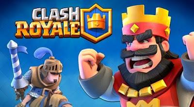 Developer ternama Supercell kembali melaunching seri game mobile terbarunya miliknya yang Game Clash Royale, Penerus Game Clash Of Clans Lho!